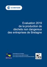 Couv étude production déchets non dangereux 2019