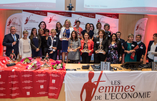 Les Femmes de l'économie : les lauréates 2015