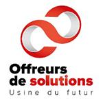Logo Offreurs de solutions pour l'Industrie du Futur