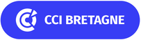 Logos ADEME CCI Bretagne CCI Ille-et-Vilaine